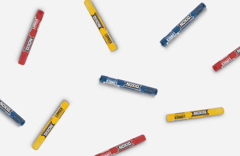 Lumber Crayons