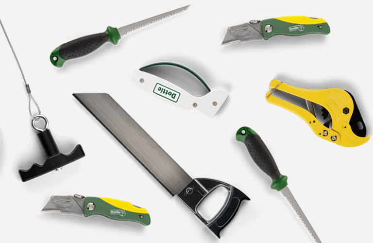 Blades, Cutters, & Hand Saws