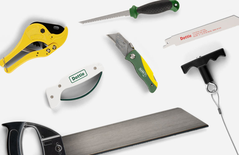 Saws, Blades, & Knives